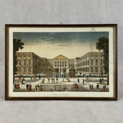 paveikslas litografija