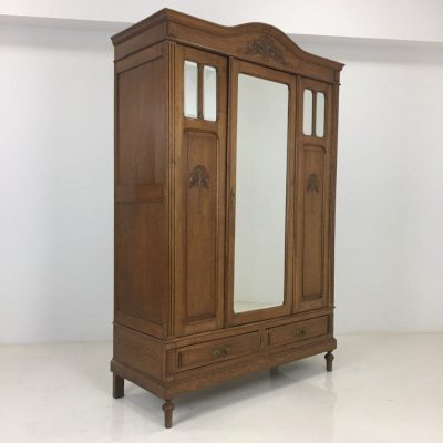 гардероб в стиле Ретро под заказ, Бельгия, середина 20 века