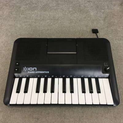 midi klaviatūta apple įrenginiams