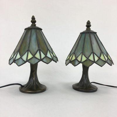 stalinės tiffany lempos