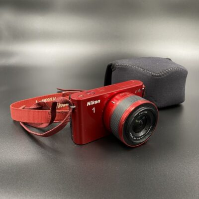 fotoaparatas Nikon 1 J1