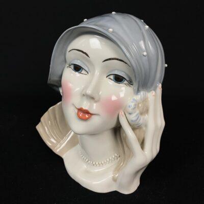 Ispaniška keramikinė rankų darbo skulptūra