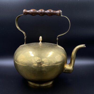 senovinis žalvarinis virdulys