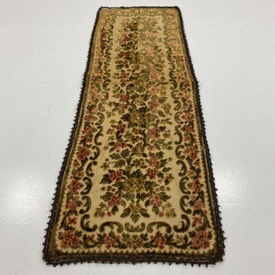 naudotas geltonas kilimėlis