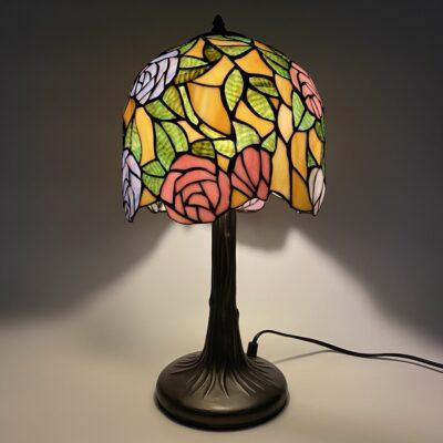 stalinė tiffany lempa