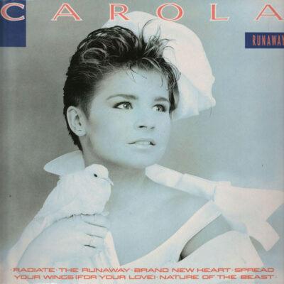 Carola - 1986 - Runaway vinilas