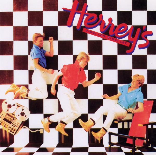 Herrey's - 1984 - Diggi Loo, Diggi Ley vinilas