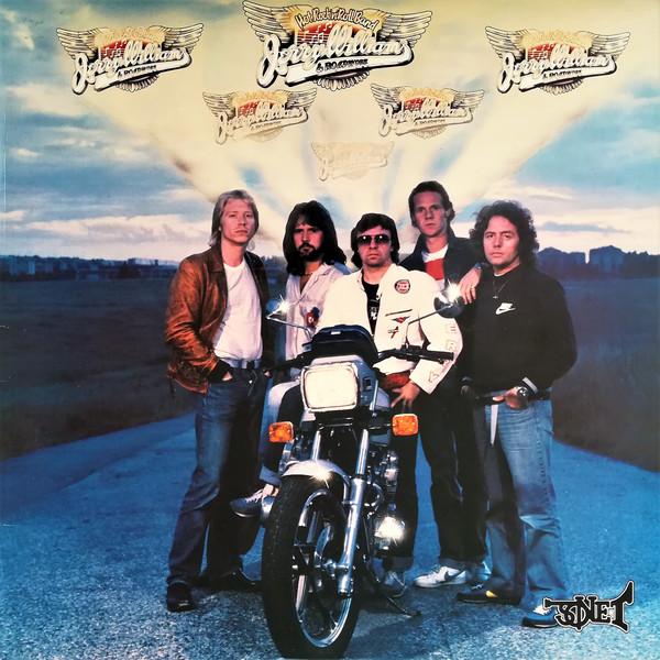 Jerry Williams & Roadwork Hot Rock'n'Roll Band plokštelė
