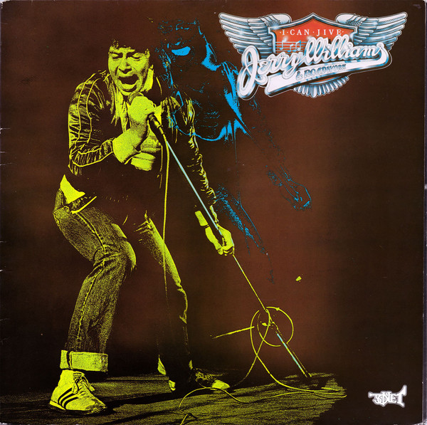 Jerry Williams & Roadwork - 1979 - I Can Jive