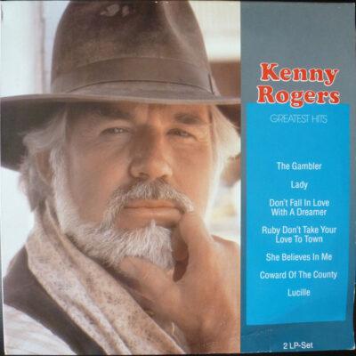 Kenny Rogers vinilinė plokštelė Greatest Hits