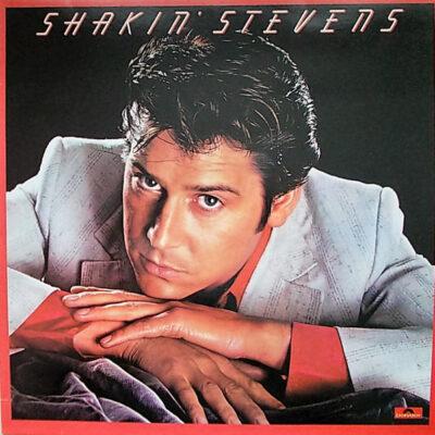 Shakin' Stevens 1978 metų naudotas geros kokybės vinilas Shakin' Stevens