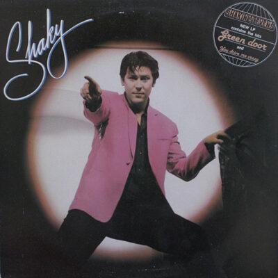 Shakin' Stevens 1981 metų vinilas Shaky