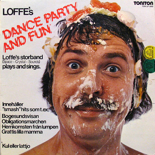 Loffe's Storband - 1975 - Loffe's Dance Party And Fun