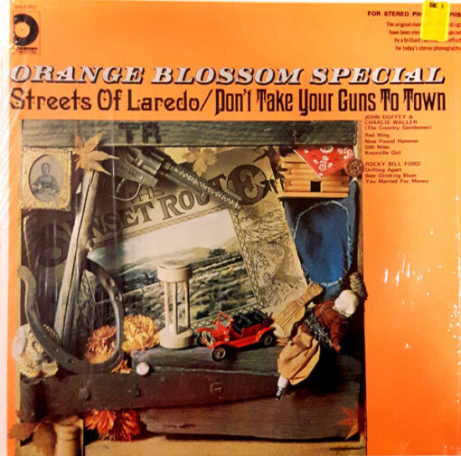 Various - 1969 - Orange Blossom Special (Streets of Laredo / Don't Take Your Guns to Town)