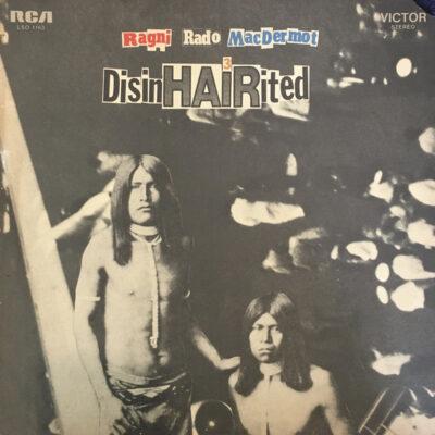 Ragni - Rado - MacDermot - 1970 - DisinHAIRited