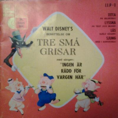 Various - 1966 - Tre Små Grisar