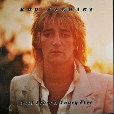 Geros kokybės naudoti Rod Stewart vinilai