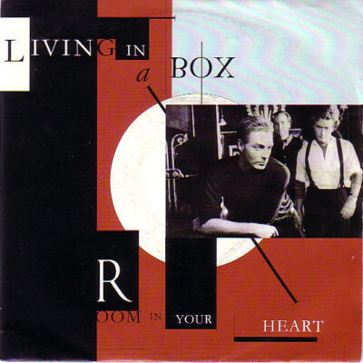Living In A Box - 1989 - Room In Your Heart