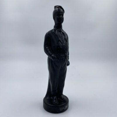 Vyro skulptūra iš stiklo