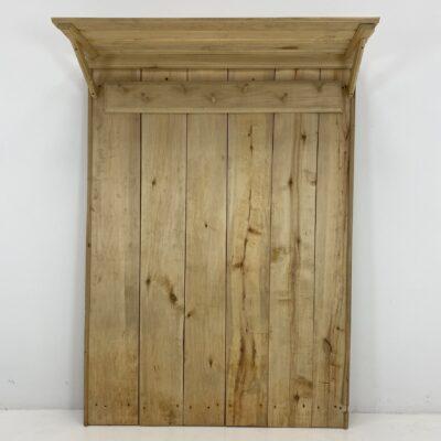 Naudotas medinis prieškambaris