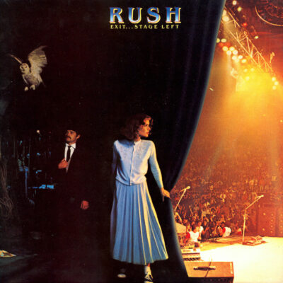 Rush - 1981 - Exit...Stage Left