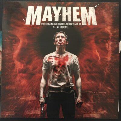 Steve Moore - 2017 - Mayhem (Original Motion Picture Soundtrack)
