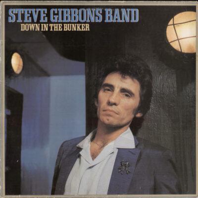 Steve Gibbons Band vinilas Down In The Bunker