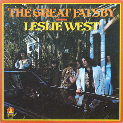 Leslie West vinilas The Great Fatsby