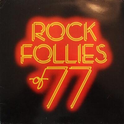 Julie Covington, Sue Jones-Davies, Charlotte Cornwell, Rula Lenska - 1977 - Rock Follies Of 77