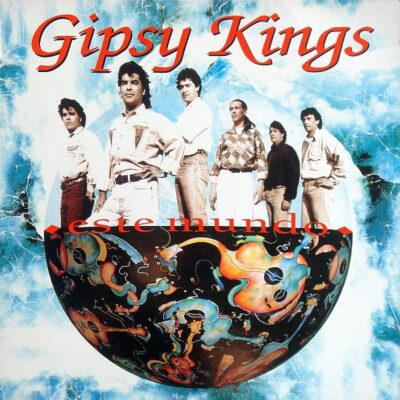 Gipsy Kings vinilas Este Mundo