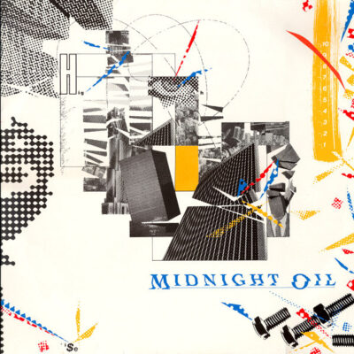 Midnight Oil vinilai