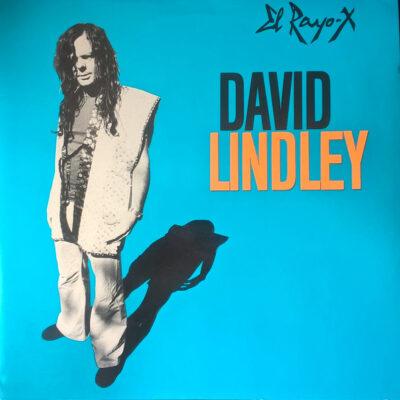 David Lindley vinilas El Rayo-X