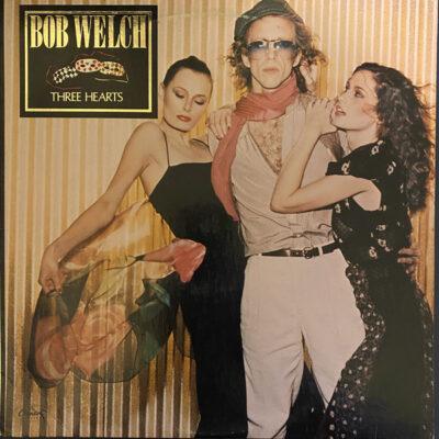 Bob Welch vinilas Three Hearts