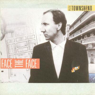 Pete Townshend vinilinis singlas Face The Face