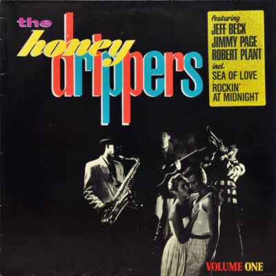 The Honeydrippers - 1984 - Volume One