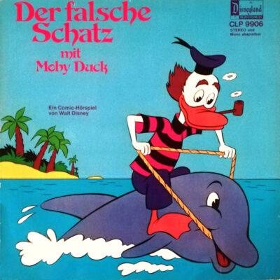 Walt Disney - Der Falsche Schatz Mit Moby Duck