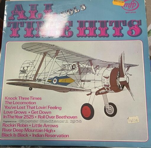 Various - 1974 - All Time Hits Vol 3