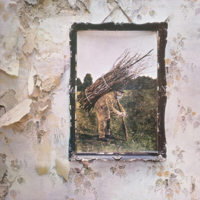 Led Zeppelin vinilas Untitled