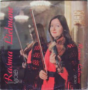 Rasma Lielmane - J. Haydn / W. A. Mozart - 1991 - Concerto For Violin And Orchestra In C Major / Concerto For Violin And Orchestra In G Major, KV 216