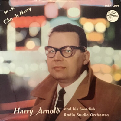 Harry Arnold And His Swedish Radio Studio Orchestra vinyl