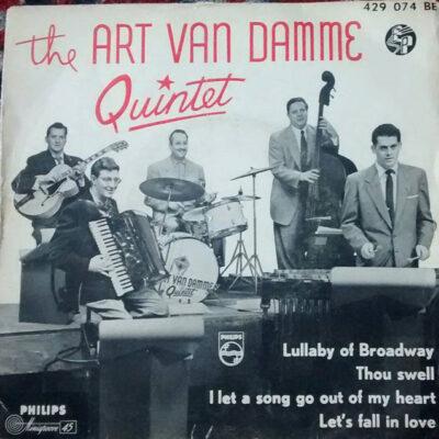 The Art Van Damme Quintet vinyl Lullaby Of Broadway