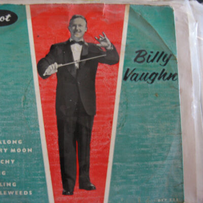 Billy Vaughn And His Orchestra vinyl Sail Along Silvery Moon