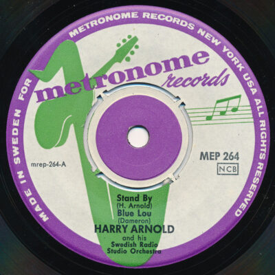 Harry Arnold And His Swedish Radio Studio Orchestra - 1958 - This Is Harry