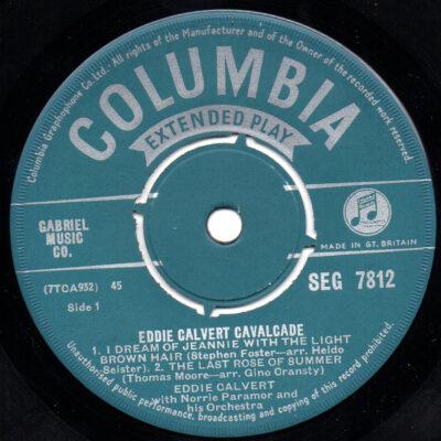 Eddie Calvert - Calvert Cavalcade