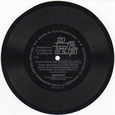 Unknown Artist - 120 All Time Hits