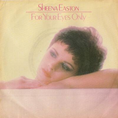 Sheena Easton vinyl For Your Eyes Only