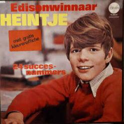 Heintje vinyl 24 Successnummers