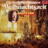 James Last vinyl Ein Festliches Konzert Zur Weihnachtszeit Mit James Last