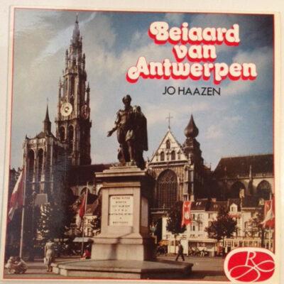 Jo Haazen vinyl Beiaard Van Antwerpen