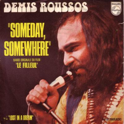 Demis Roussos vinyl Someday, Somewhere